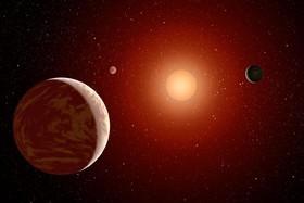 کشف سیاره ای که آب دارد و قابل سکونت است!!!