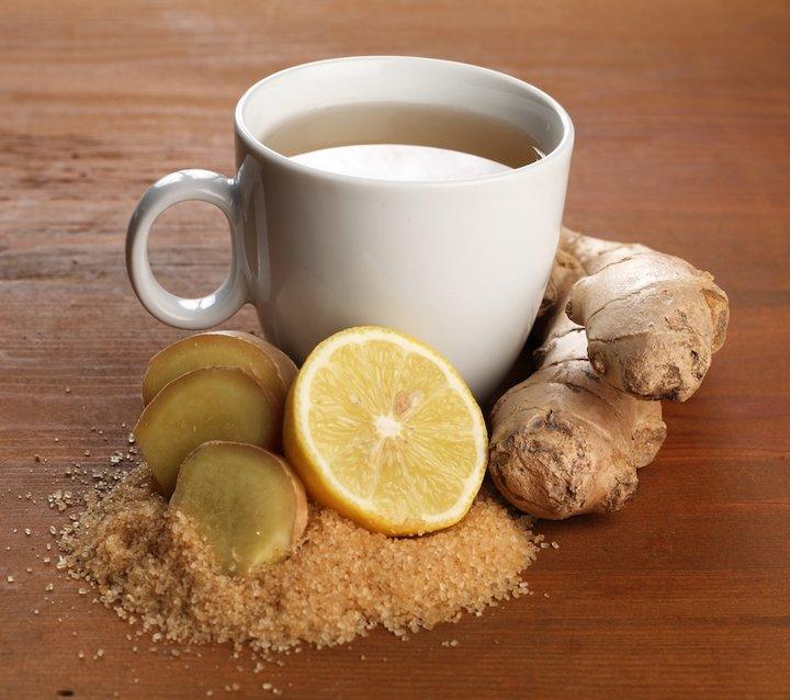 چای زنجبیل فشار خون را كنترل میكند - ساعت24