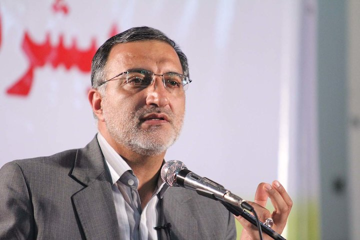 علیرضا زاکانی نماینده مردم تهران