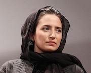نگار جواهریان در کنار دختر شهید مدافع حرم+عکس