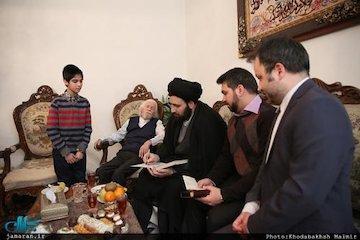 سید علی خمینی
