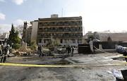 انفجار بمب در دمشق