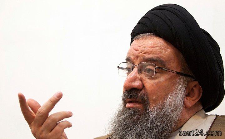 احمد خاتمی