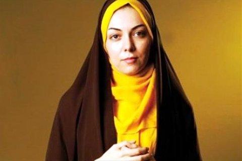 آزاده نامداری با همسرش سجاد عبادی و دخترش گندم! + عکس