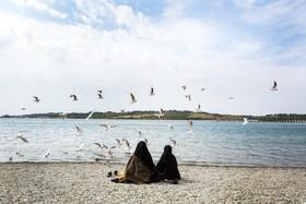 ساحل دریاچه ی مصنوعی خلیج فارس
