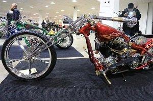 (تصاویر)  موتورسیکلت های خاص در  تورنتو کانادا