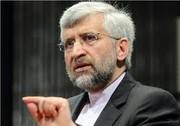 حملات تند جلیلی به روحانی و برجام/ میگویند پنج قطعنامه را از بین بردیم/ شهید شهریاری ۶ کشور را پای میز مذاکره آورد/ دولت سایه نه حزب است و نه دکان
