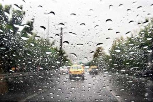 باران  هواشناسی