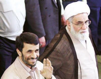 نتیجه تصویری برای احمدی نژاد ناطق نوری