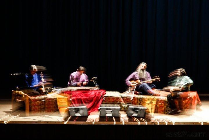 کنسرت کیهان کلهر در یزد
