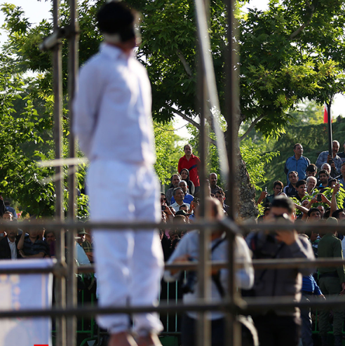 عکس قاتل عکس اعدام سرقت مسلحانه حوادث مشهد اخبار مشهد