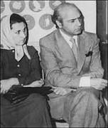 احسان شریعتی: پیکر پدرم، مومیایی و برای زمان موقت در سوریه دفن شد/ وصیت او دفن در حسینیه ارشاد است