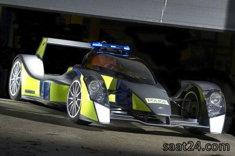 پلیس های غریب
