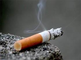 سیگارتان را هرچه زودتر خاموش کنید!