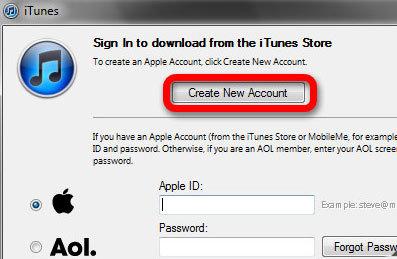 وارد كردن اپل ايدي در ايفون