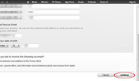 ساخت اپل آیدی با گوشی اندروید