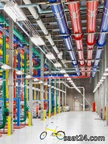 مرکز داده های گوگل