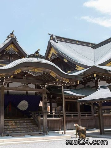 معبد اصلی ایسو
