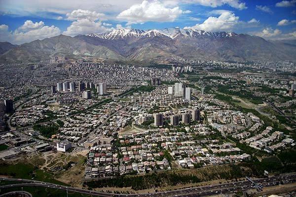 تهران مسکن