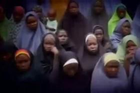 دختران ربوده شده توسط بوکو حرام