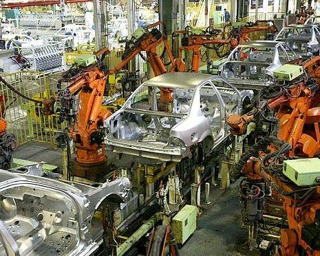خودرو سازی خودرو صنعت خودرو