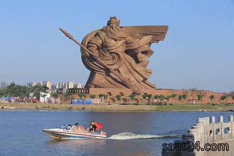 خدای جنگ - چین