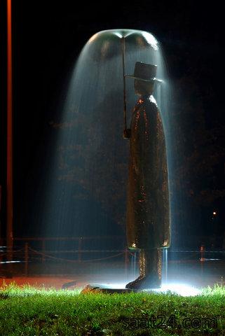 مرد بارانی - ژان میشل فولون - ایتالیا