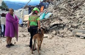 زلزله در ایتالیا