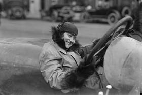 (تصاویر) خفن ترین رانندگان زن در تاریخ
