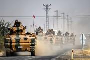 مداخله نظامی ترکیه در سوریه با هدف محدود کردن کردها