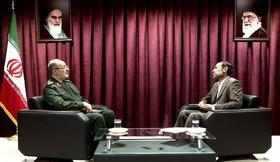 سردار جزایری:  ایجاد شکاف بین مردم و سپاه حربه دشمن است