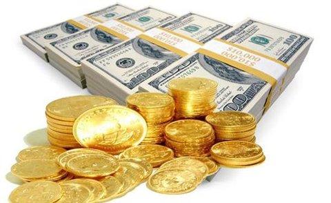 قیمت ارز و سکه در بازار امروز+جدول