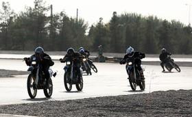 ششمین دوره مسابقات موتور سواری سرعت
