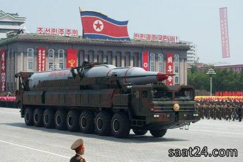 (تصاویر) از اولین آزمایش هسته ای کره شمالی تا اعدام چه گوارا