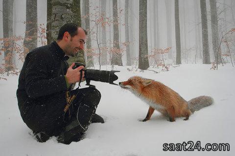(تصاویر) شکار لحظه های شکارچیان لحظه