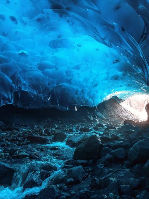 یخچال طبیعی مندنهال