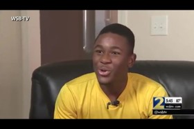 جوان فوتبالیست پس از بیدار شدن از کما اسپانیای صحبت می کند