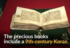 قدیمی ترین کتابخانه جهان در مغرب فعالیت خودرا از سر می گیرد