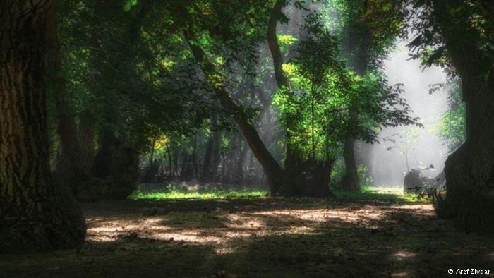 هلت، منطقهای شگفتانگیز در خرمآباد