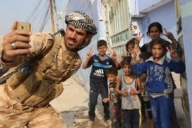 (تصاویر)نبرد با داعش در موصل و حوادث حاشیه آن