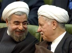 هاشمي و روحاني