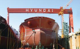 سازماندهی مجدد شرکت صنایع سنگین هیوندای