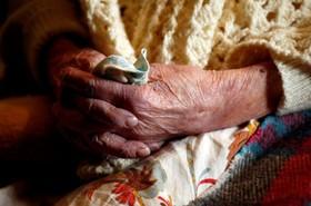 اوامورانو بانوی سالخورده ای که به عنوان پیرترین فرد جهان شناخته شده و 117 سال دارد در وربینا در جنوب ایتالیا