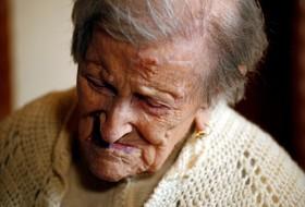 چشن تولد اوامورانو پیرترین فرد جهان