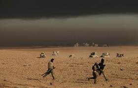 استقرار نیروهای عراقی اطراف موصل