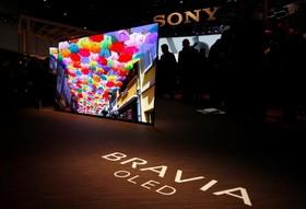 تلویزیون جدید سونی در نمایشگاه لاس وگاس