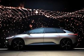 آخرین دستاورد های فناوری های نوین:خودرو جدید الکتریکی فارادی