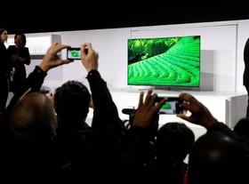 آخرین دستاورد های فناوری های نوین:تلویزیون جدید سامسونگ کیولد