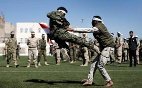 مرکز آموزش نظامی حوتی ها یمن در صنعا