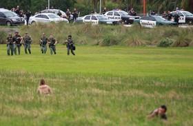 تیراندازی در فرودگاهی در فلوریدا